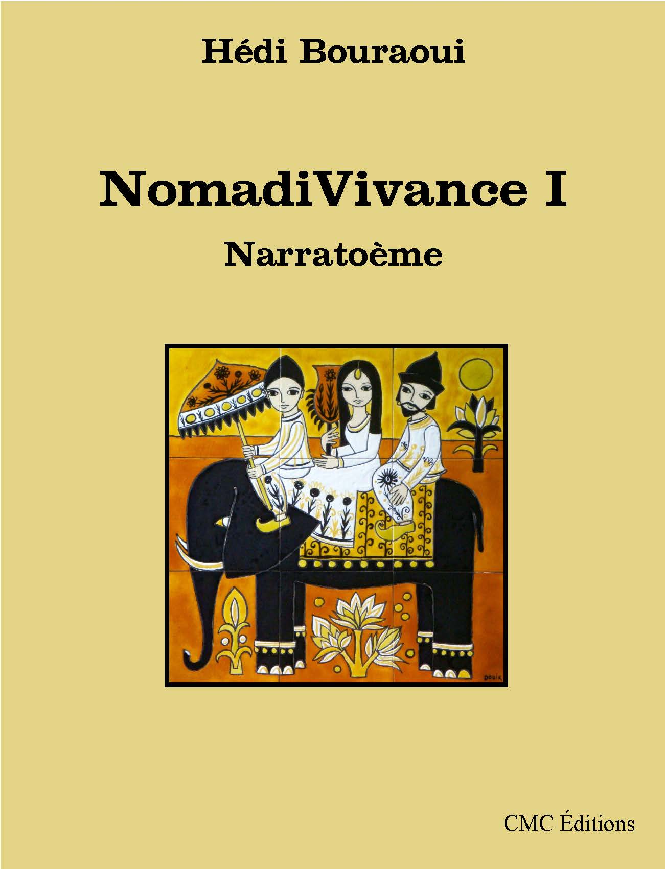 Nomadi Vivance Cover