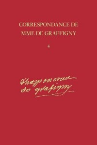 Correspondance de Mme de Graffigny, vol 13